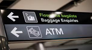 bureau de change dublin airport bureau de change bank and atm locations dublin airport