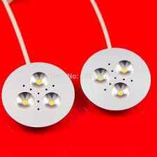 shop the thinnest 3x3w 9w aluminum led cabinet light puck