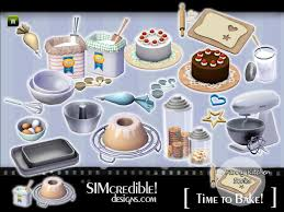 SIMcredibles Funny Kitchen