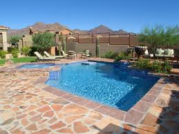 Sports Entertaining In Your Arizona Landscape Design By Joe Szabo ... Amazing Small Backyard Landscaping Ideas Arizona Images Design Arizona Backyard Ideas Dawnwatsonme How To Make Your More Fun Diy Yard Revamp Remodel Living Landscape Splash Pad Contemporary Living Room Fniture For Small Custom Fire Pit Tables Az Front Yard Phoeni The Rolitz For Privacy Backyardideanet I Am So Doing This In My Block Wall Murals
