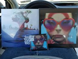 Let's Just Say I Went A Little Crazy At Barnes And Noble... : Gorillaz