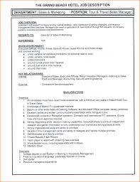 Front Desk Resume Job Description by 8 Front Desk Job Description Invoice Template Download