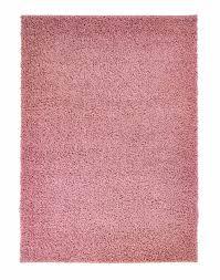 hochflorteppiche pastell rosa