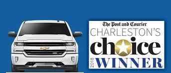 Crews Chevrolet | Chevrolet Dealer | North Charleston, SC