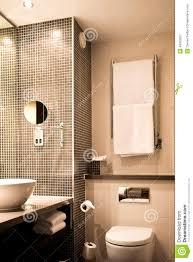 modernes hotelbadezimmer stockbild bild 46352957