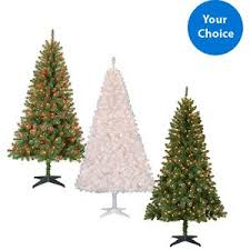 Walmart White Christmas Trees Pre Lit by Black Friday Now Holiday Time 6 5 U0027 Pre Lit Christmas Trees 39