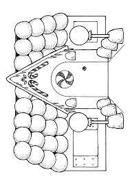 Full Size Of Foodfree Gingerbread House Coloring Pages For Kids