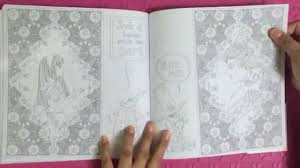 Preview Alice In Wonderland Coloring Book Korea Illustrated Lee Jaeeun