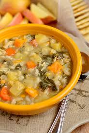 Crock Pot Potato Soup Mama by Crock Pot Chicken U0026 Barley Vegetable Stew Iowa Eats