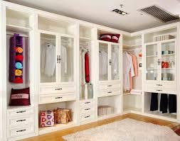 White Bedroom Dressing Room Design
