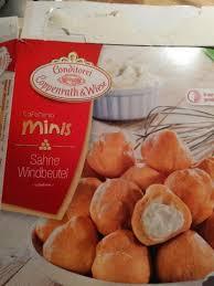 fotos und bilder kuchen torten mini sahne windbeutel