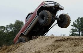 100 Toughest Truck 50 Contestants Take On Obstacle Course On TV Series