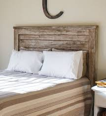 Rustic Queen Size Headboards Great Wood Awesome Wooden Padded