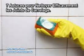 ordinaire blanchir joints carrelage salle de bain 8 carrelage