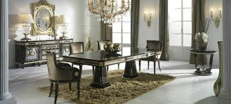 Gallery Of Antique Italian Dining Room Set With Table Chairs Buffet Consoles Really Encourage Sets For 15