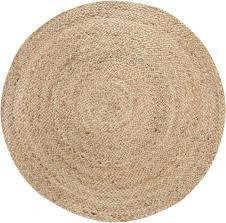 teppich mamda 2 luxor living rund höhe 4 mm 100 naturfaser handgearbeitet boho style wohnzimmer kaufen otto