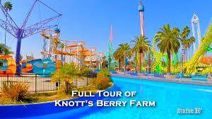 Knotts Berry Farm Halloween Haunt Jobs by Full Tour Of Knott U0027s Berry Farm 2017 America U0027s 1st Theme Park