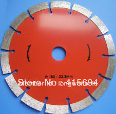 180mm cold press segment7 saw blade electric jigsaw