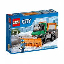 100 Lego Tanker Truck Dimana Beli LEGO Snowplough 60083 Mainan Anak Di Indonesia