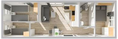 mobile bungalows modelle und grundrisse