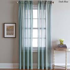 Vertical Striped Curtains Panels by Percy Striped Semi Sheer Curtain Panels
