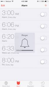 Why you sleep through your iPhone s alarm CNET