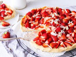 erdbeer tarte das einfache rezept mit vanillecreme