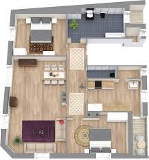 Für Anfänger und Profis 3D Wohnraumplaner online für alle