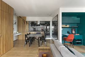 100 Apartment In Sao Paulo A So Spired By Petroleum Blue Design Milk