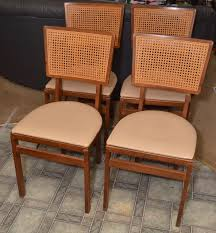 Stakmore Folding Chair Vintage by Furniture Antique Price Guide