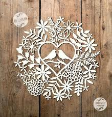 Laser Cutting Patterns Jigsaw Die Cut Ornaments Cutout Silhouette Stencils Fretwork Paper Out Doll Template