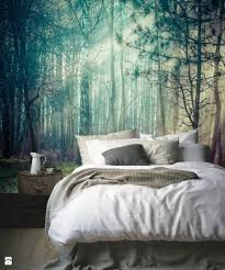 Fototapeta zdjęcie od Ortons sypialnia 1 Pinterest