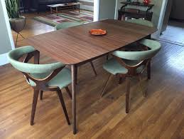 Crate And Barrel Dining Table Chairs by Mix And Match Is The Modern Way To Furnish A Dining Room The