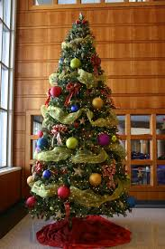 12 Ft Christmas Tree by Hospitality Holiday Lighting Outdoor Lighting Perspectives