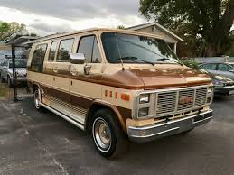 1986 GMC Vandura For Sale In Tampa FL