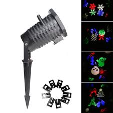 Halloween Yard Stake Lights by Led Projection Light