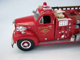 100 First Fire Truck Custom Model S