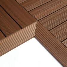 Ipe Deck Tiles This Old House by Newtechwood Composite Deck Tile Kit In Ipe Color 10 Tiles Case