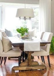Extension Dining Table Plans Dinning Easy Farmhouse
