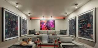 heimkino wohnzimmer gestalten ideen und tipps für