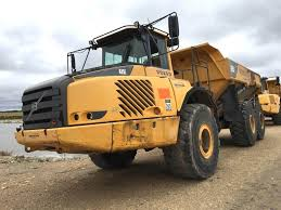 2008 Volvo A35E Off-Highway Truck For Sale, 14,000 Hours | Holland ...