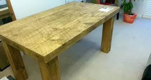 Diy Farmhouse Table Chunky Legs Pine Buy Wood Kitchen Astounding Leg Coffee Gallery Decora