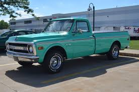 Lot Shots Find Of The Week: 1969 Chevrolet C10 Pickup - OnAllCylinders