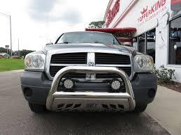 Dodge Dakota Leer 180 With Bull Guard - TopperKING : TopperKING ...