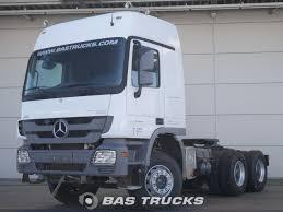 Mercedes Actros 3348S Tractorhead Euro Norm 2 €58200 - BAS Trucks