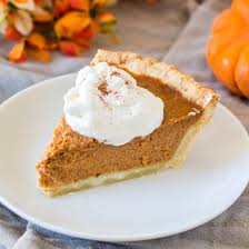 Libbys Pumpkin Pie Mix Ingredients List by Libby U0027s Pumpkin Pie With Maple Whipped Cream Olivia U0027s Cuisine