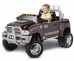 100 Toy Trucks For Kids Power Wheels Car Children Ride On Boy Big Wheel Battery