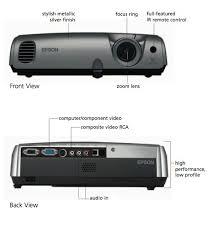 epson powerlite 76c lcd projector electronics