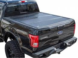 Trifecta Bed Cover by Folding Tonneau Covers Folding Truck Bed Covers Realtruck Com