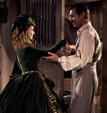 Gone With The Wind Curtain Dress Quote by Costumes From Curtains Cinemattire